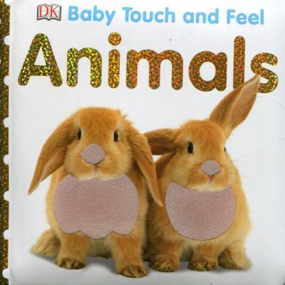 Kitab Baby Touch and Feel Animals | Dorling Kindersley Ltd
