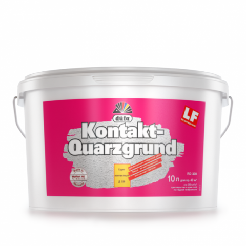 Dufa KONTAKT-QUARZGRUND RD328/Дюфа Контакт-Кварцгрунд грунт контактный