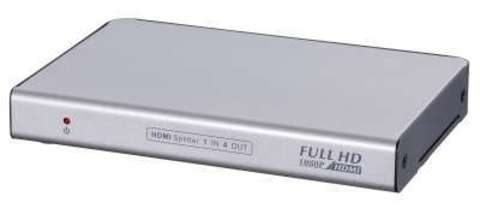Mobidick VPSL141 Сплиттер (делитель) HDMI 1.3 1-in-4-out