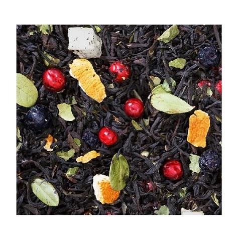 Черный ароматизированный чай Северное сияние 1кг