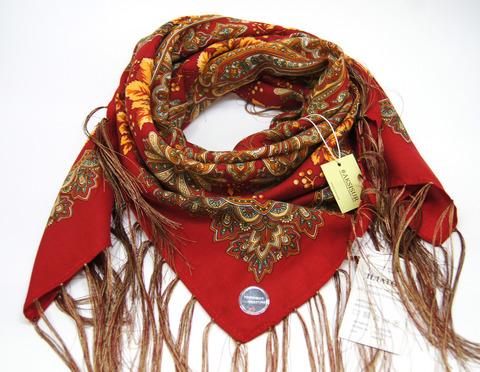 Платок в Русском стиле 100-09