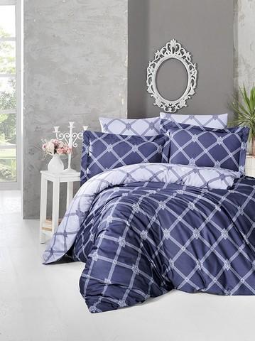Комплект постельного белья DO&CO Сатин DELUX  200*220 (50*70/2) (70*70/2) GREK