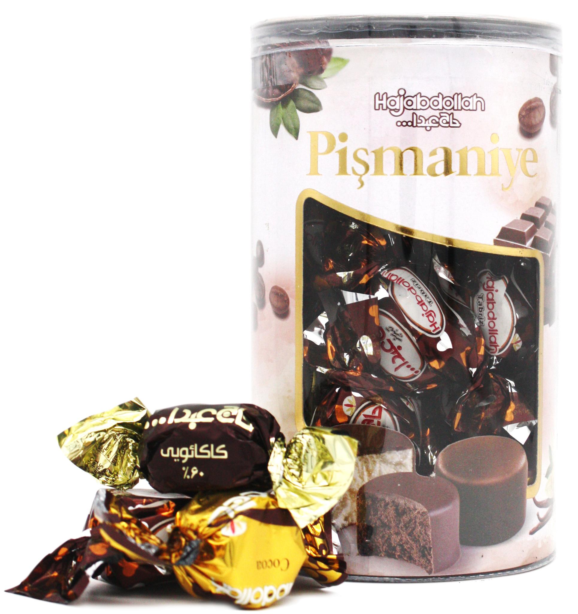 "Hajabdollah Пишмание со вкусом горького шоколада, ванили и кофе ""Шоколадное ассорти"", Hajabdollah, 200 г import_files_26_26fe9fd2c9a011e9a9b3484d7ecee297_0a48d7dcd46611e9a9b5484d7ecee297.jpg"