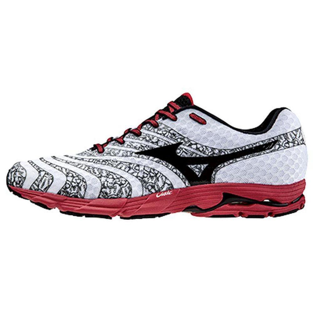 Мужские кроссовки для бега Mizuno Wave Sayonara 2 (J1GC1430 09) серые