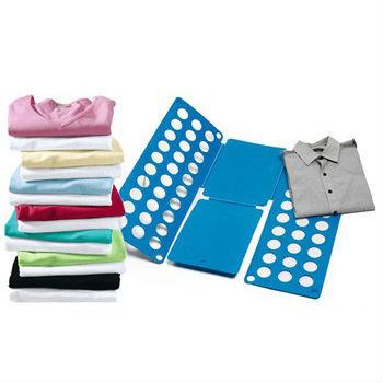 Приспособление для складывания одежды и белья