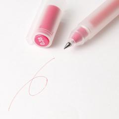 Гелевая ручка Muji 0,38 мм (цвет сакуры) - широкий выбор канцелярии Muji в интернет-магазине pen24.ru