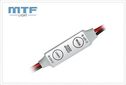 Набор светодиодной подсветки MTF Light 1X2A305RR с контроллером Slim 1м (красный)