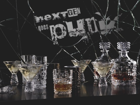 Punk Longdrink Set 4