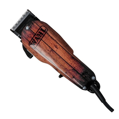 Машинка для стрижки волос сетевая с вибромотором Wahl Wood Taper Edition 8470-5316