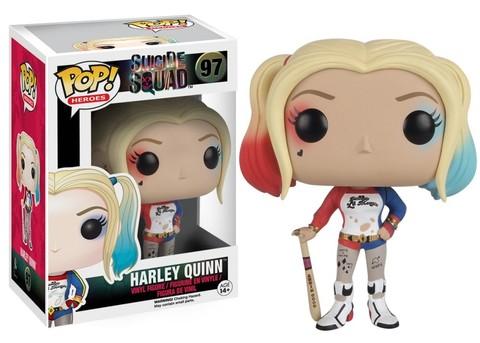 Фигурка Funko Pop! Heroes: Suicide Squad - Harley Quinn