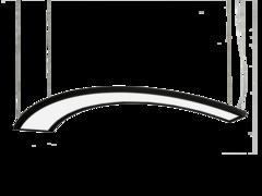 Светильники серии UNDA (HALLA)