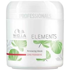 WELLA elements обновляющая маска (без парабенов) 150мл