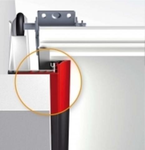 Доплнительное утепление секционных ворот — ThermoFramе N3