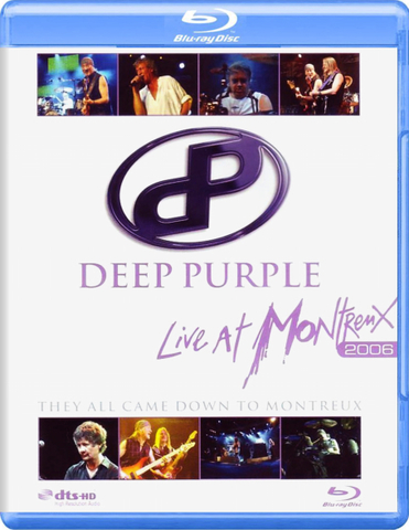 Deep Purple / Live At Montreux 2006 (Blu-ray)