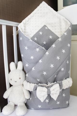 Летнее одеяло - конверт Звездочка