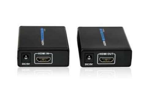 Удлинитель кабеля HDMI по кабелю Cat5e-6 Mobidick VLC2ET72 (до 40 метров)