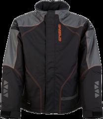 Pivot 2 Insulated / Черно-оранжевый