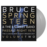 Bruce Springsteen & The E Street Band / Passaic Night 1978: The Classic New Jersey Broadcast Vol.3 (Coloured Vinyl)(2LP)