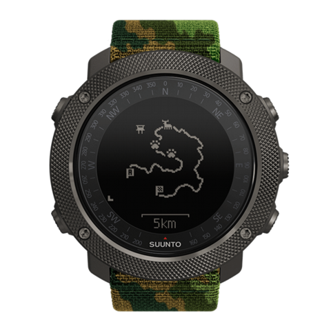 SUUNTO TRAVERSE ALPHA - Woodland