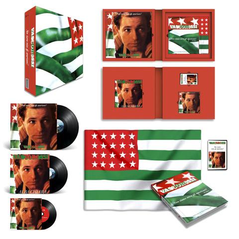 Vasco Rossi / Non Siamo Mica Gli Americani! (40th RPLAY Special Edition)(LP+7