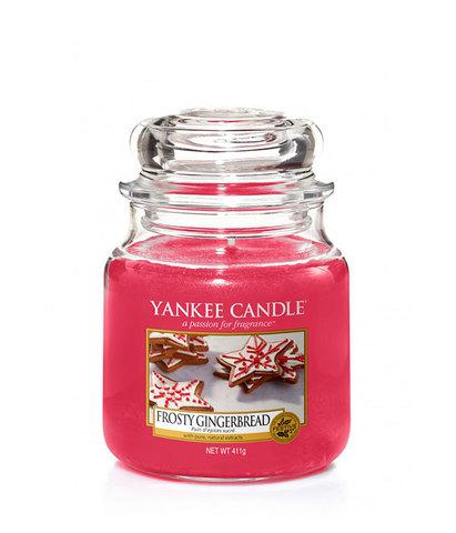 Ароматическая свеча Имбирный пряник с глазурью, Yankee Candle
