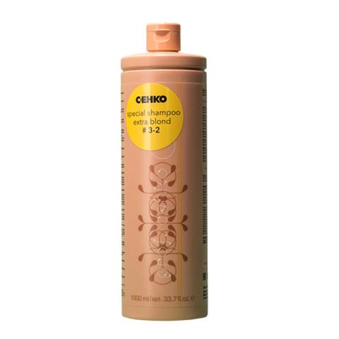 Шампунь Цеко Проф 3-2 для осветленных волос 1000мл