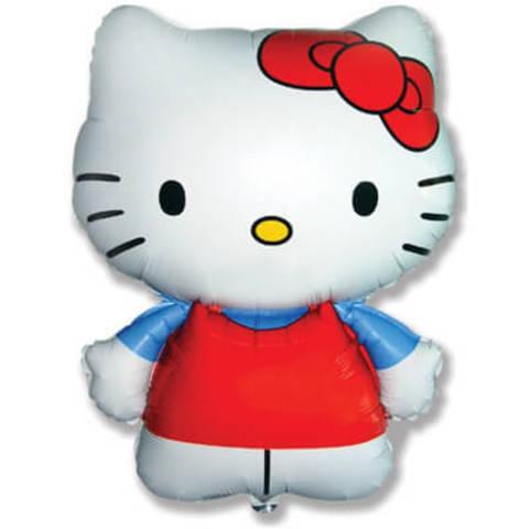 Фигура фольга Hello Kitty