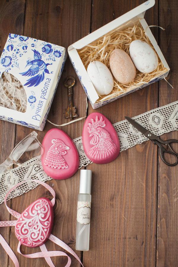 Форма для мыловарения Яйцо/Курица