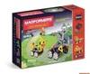 Magformers Зоо гонки, 55 элементов