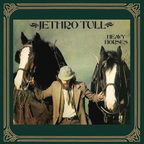 Jethro Tull / Heavy Horses (CD)