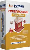 ПЛИТОНИТ СуперКамин Термоклей для облицовки печей и каминов