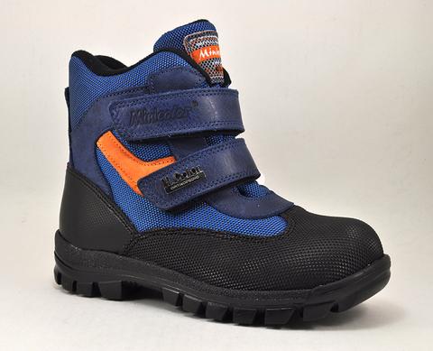 Ботинки утепленные Minitin (Minicolor) 2540-2
