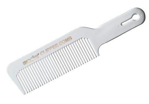 Расческа для стрижки машинкой Andis Clipper Comb 12499 белая