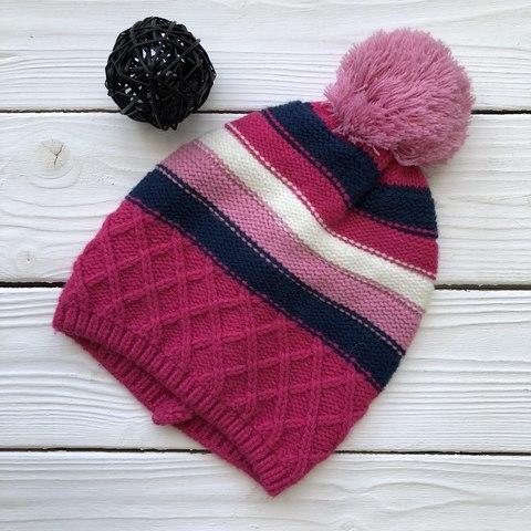 шапка на весну, на голову 46/48 см