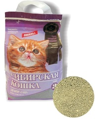 Наполнитель для котят, Сибирская Кошка Супер