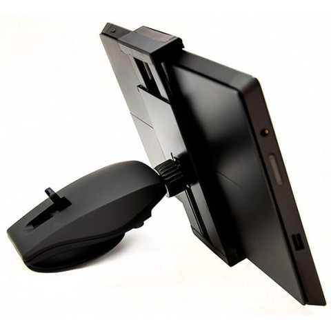 Автомобильный держатель Ppyple Dash-N7 black