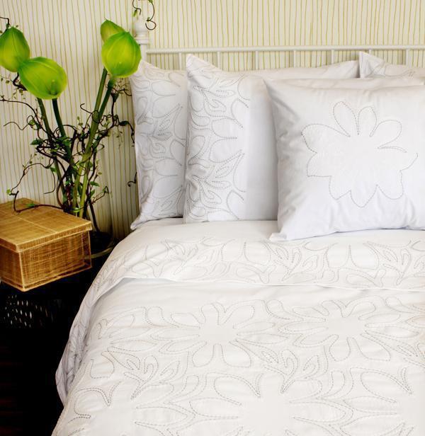 Постельное Постельное белье 2 спальное евро Bovi Flora komplekt-postelnogo-belya-flora-beliy-ot-bovi.jpg