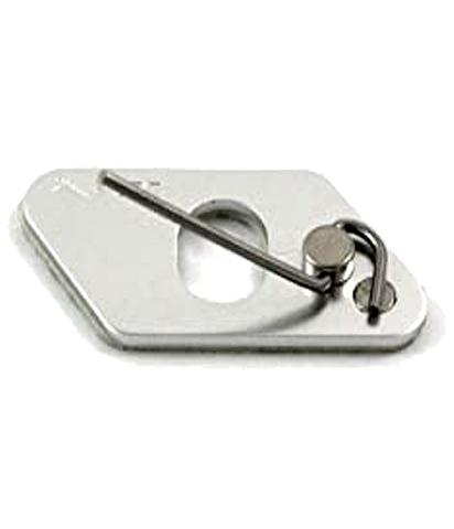 Полочка для лука спортивного Cartel Arrow Rest X-Pert Silver