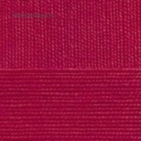 Пряжа Цветное кружево (Пехорка) 07 бордовый