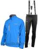 Мужской лыжный утепленный костюм Mormaii M1347 Premium Pure Blue