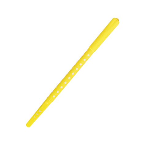 Ручка цветная гелевая Heart Pen Yellow