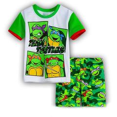 Черепашки ниндзя детский комплект футболка и шорты