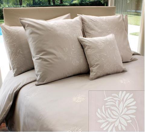 Постельное белье 2 спальное евро Bovi Hortensis розовое