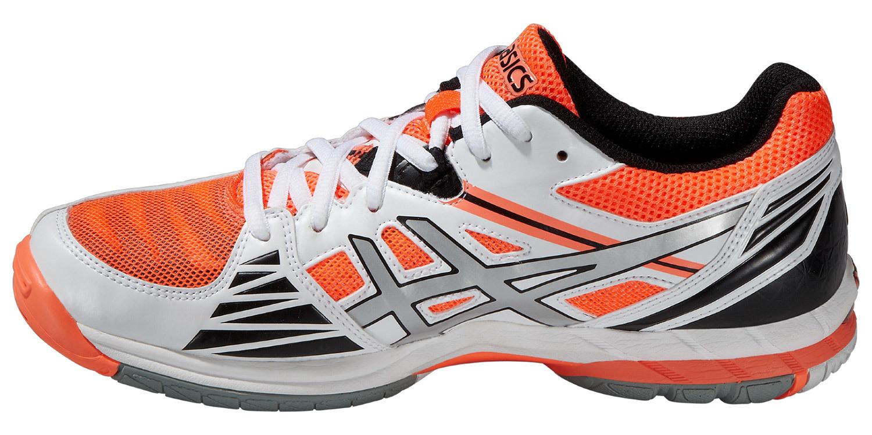 Женские кроссовки для волейбола Asics Gel-Volley Elite 3 (B550N 0193) белые фото