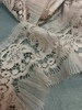 Кружево RM Chantilly Cotton Rose Couture