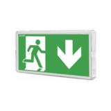 Аварийный светодиодный указатель EXIT M Awex
