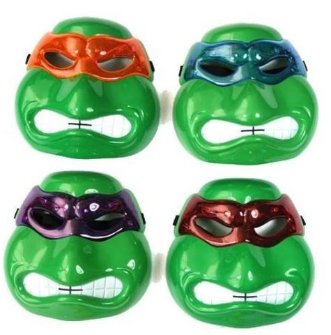 Черепашки Ниндзя маски детские с подсветкой