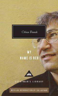 Kitab My Name Is Red | Orhan Pamuk