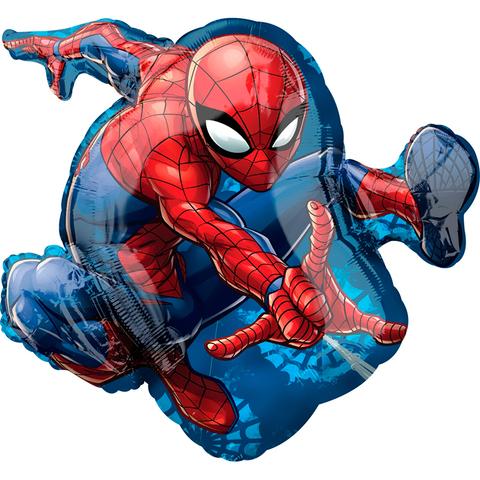 Фигура Человек паук в прыжке, 74х43 см
