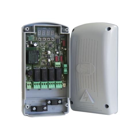 RBE4230 - Радиодекодер внешний двухчастотный 4-х канальный 230 В, IP54, 3000 передатчиков Came